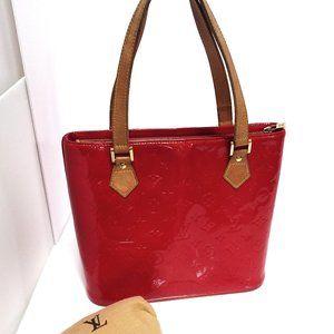 LOUIS VUITTON Houston Tote Shoulder Bag Handbag